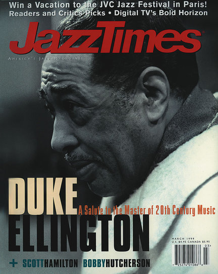 JazzTimes March 1999 cover