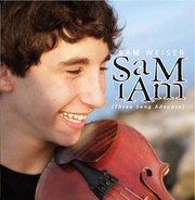 Sam Weiser, 15-year-old Violinist, Releases Debut Album