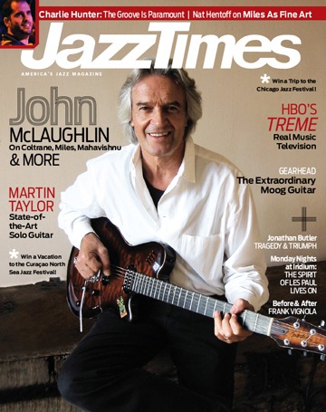 JazzTimes July/August 2010 cover