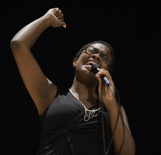 The Window Cécile Mclorin Salvant: Jazz Articles: Vocalist Cécile McLorin Salvant Announces