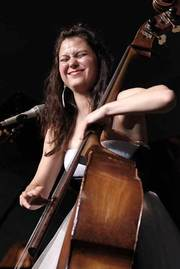 Bassist and Singer Brandi Disterheft Finds 'Gratitude'