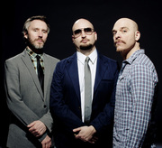 Ethan Iverson & The Bad Plus: Three For All