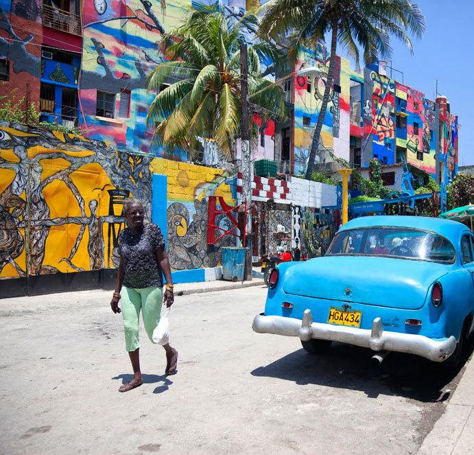 Insight Cuba - Bright Street
