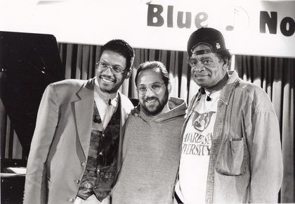 Herbie_hancock__me___donald_byrd_blue_note_april_1995_depth1