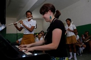 Erica von Kleist: Bringing Jazz Horns and Theory to Cuba