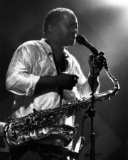 Eddie Harris: At the Club