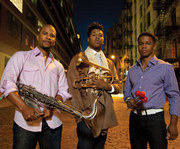 Stefon Harris, Stanley Clarke & Wayne Shorter: In Performance at the 2012 Festival International de Jazz de Montreal