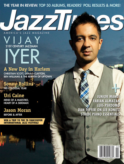 JazzTimes January/February 2012 cover