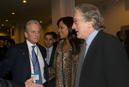 Michael_douglas__robert_de_niro__de_niro_s_wife_1__backstage_at_the_un__international_jazz_day__nyc__4-30-12_depth1