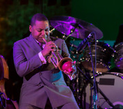 Wynton Marsalis & Ali Jackson: Backstage at the Detroit Jazz Festival