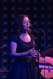 Photo Gallery: Luciana Souza at Joe's Pub, NYC, 9/12/12