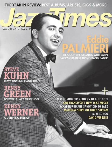 JazzTimes January/February 2013 cover