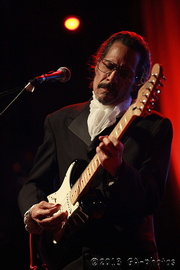 Photo Gallery: Shuggie Otis at Highline Ballroom, NYC, 1-10-13