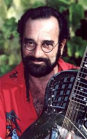 Bob Brozman, Guitarist and Ethnomusicologist, Dies at 59