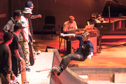 Photo Gallery: Jason Moran + Live Skateboarding