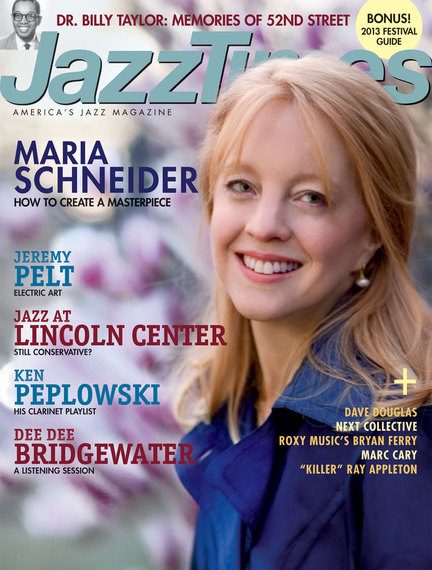 JazzTimes May 2013 cover