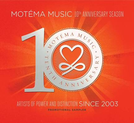 Motema Music 10th Anniversary Season