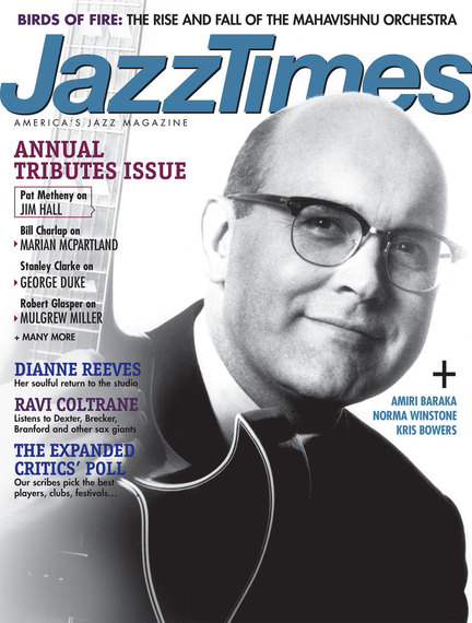 JazzTimes March 2014 cover