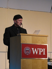 Photos: Jaki Byard Symposium at Worcester Polytechnic Institute