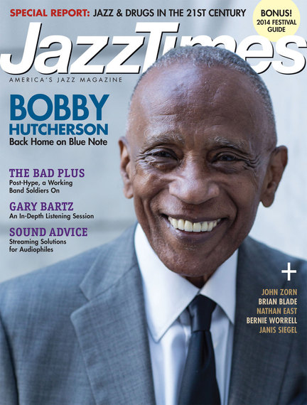 JazzTimes May 2014 cover