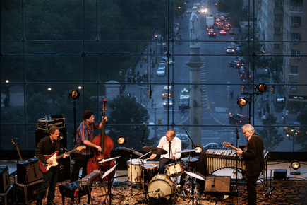 Bill Frisell live at Jazz at Lincoln Center in June, 2014