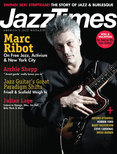 JazzTimes August 2014 cover