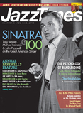 JazzTimes March 2015 cover
