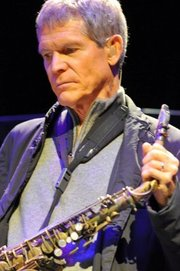 Photos: David Sanborn Band and John Scofield & Jon Cleary at the Barbican Centre