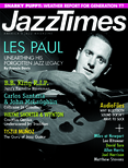 JazzTimes July-August 2015 cover