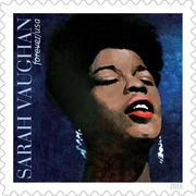 Sarah Vaughan to Appear on U.S. Postage Stamp in 2016