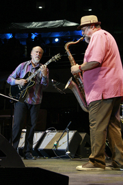 The Gig: John Scofield and Joe Lovano