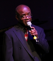 Review: Vocalist Kenny Washington in Naples, Florida
