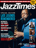 JazzTimes March 2016 cover