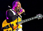 George Benson at London's Royal Albert Hall