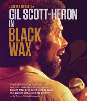 Black Wax Gil-Scott Heron