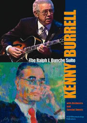 The Ralph J. Bunche Suite Kenny Burrell