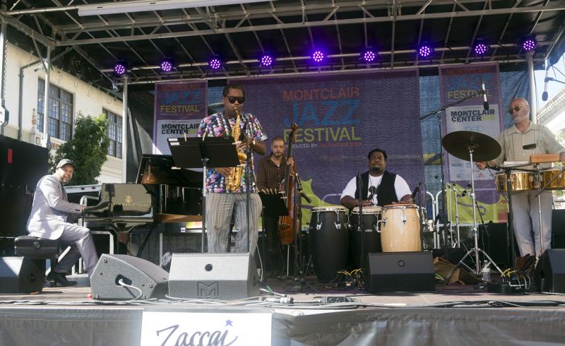 Zaccai Curtis Quintet