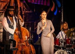 Emmet Cohen Trio Lucy