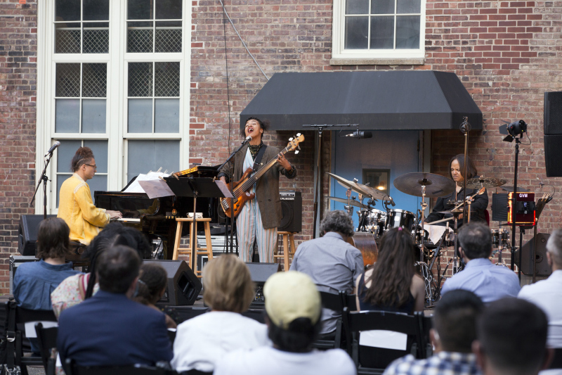 A Tribute to Wayne Shorter at the River to River Festival