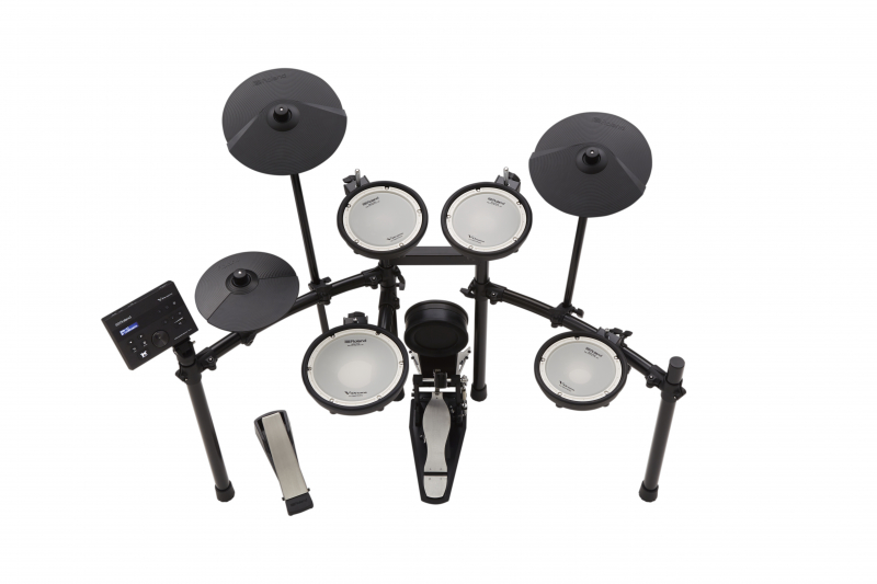 Drumming in V Formation