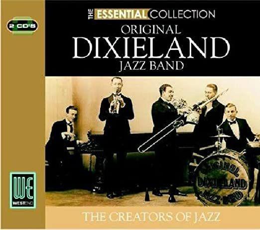 "2. Original Dixieland Jazz Band: ""Livery Stable Blues"" (<i>The Essential Collection</i>; Avis, 2006 [originally recorded Feb. 26, 1917])"