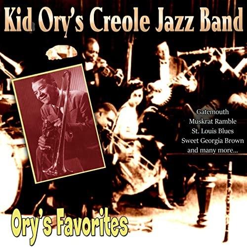 "3. Kid Ory's Original Creole Jazz Band: ""Ory's Creole Trombone"" (<i>Ory's Favorites</i>; Awa, 2020 [originally recorded May 1922])"