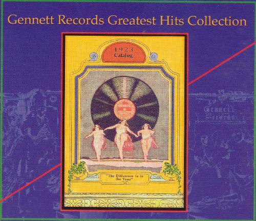 "6. Red Onion Jazz Babies: ""Cake Walking Babies from Home"" (<i>Gennett Records Greatest Hits Vol. 1</i>; Verbatim, 2006 [originally recorded Dec. 22, 1924])"