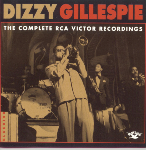 "3. Dizzy Gillespie and His Orchestra: ""Manteca"" (<i>The Complete RCA Victor Recordings</i>; Bluebird, 1995 [originally recorded December 30, 1947])"