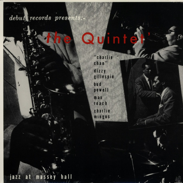 "6. The Quintet: ""Salt Peanuts"" (<i>Jazz at Massey Hall</i>; Debut, 1953)"