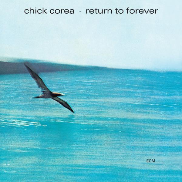 3. Chick Corea: <i>Return to Forever</i> (ECM, 1972)