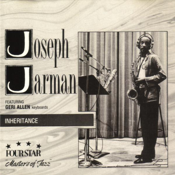 1. Joseph Jarman: 'Blues for Alice' (<i>Inheritance</i>; Baybridge, 1984)