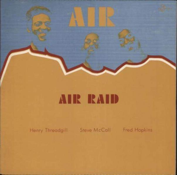 4. Air: <i>Air Raid</i> (Why Not, 1976)