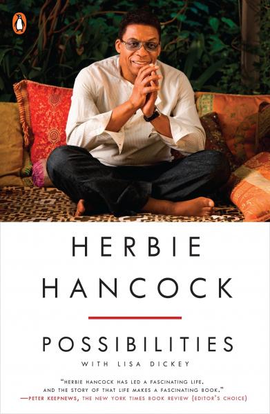 9. Herbie Hancock with Lisa Dickey: <i>Possibilities</i> (2005)