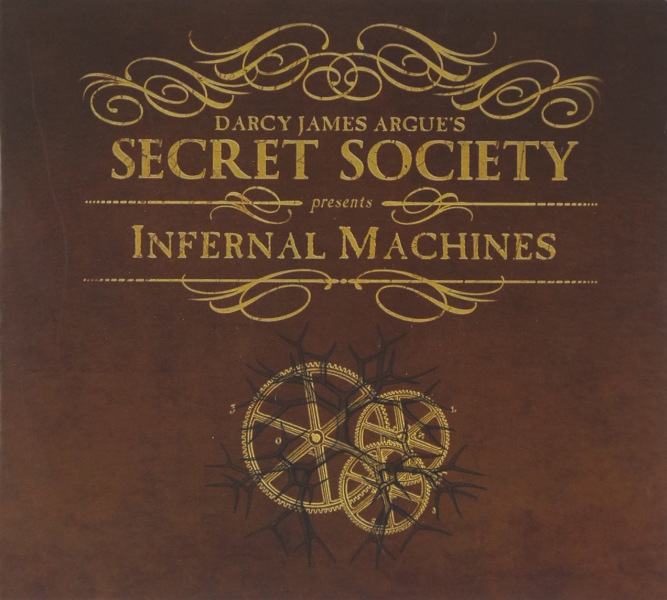1.  Darcy James Argue's Secret Society: <em> Infernal Machines</em> (New Amsterdam, 2009)